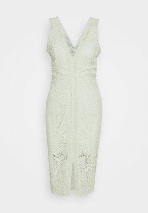 HALTER DRESS - Koktejlové šaty/ šaty na párty - pistachio