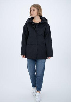 DORIE - Short coat - black