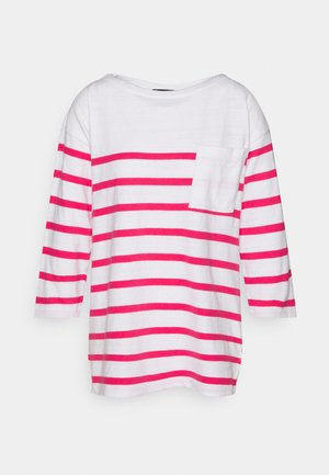 PREPPY  - Long sleeved top - red