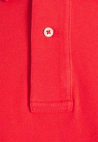 Polo Ralph Lauren Big & Tall - SHORT SLEEVE - Polotričko - racing red - 3