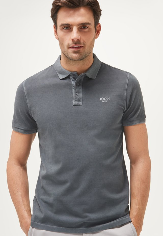 AMBROSIO - Polo - dark grey