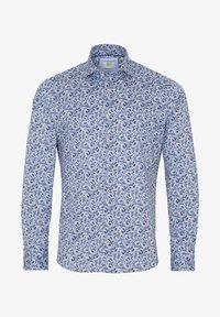 Eterna - SLIM FIT - Shirt - light blue - 3