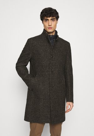 Winter coat - chocolate brown