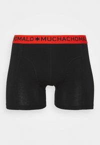 MUCHACHOMALO - VARI 3 PACK - Boxerky - red/black/orange - 3