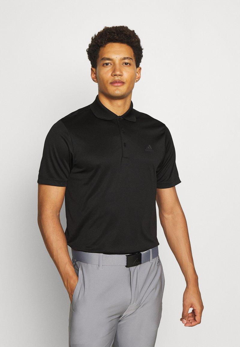 adidas Golf - PERFORMANCE - Poloshirt - black
