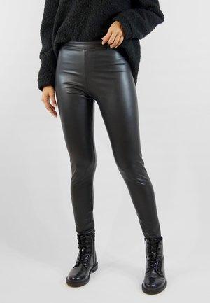 SABRINA - Leggings - Trousers - black