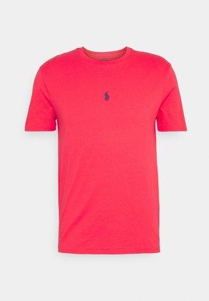 CUSTOM SLIM FIT JERSEY T-SHIRT - Basic T-shirt - racing red