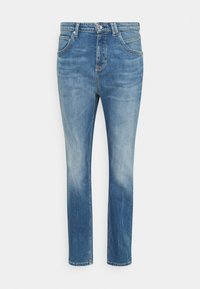 Marc O'Polo DENIM - FREJA BOYFRIEND - Relaxed fit jeans - mid blue marble - 4