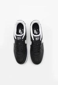 Nike Sportswear - AIR FORCE 1 '07 - Zapatillas - black/white/anthracite - 3