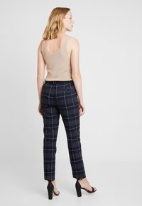 Marc O'Polo - PANTS TAILORED  - Trousers - combo - 2