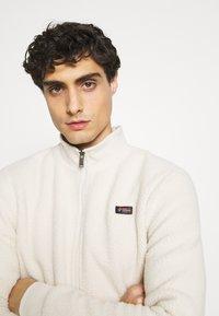Petrol Industries - Fleece jacket - chalk white - 3