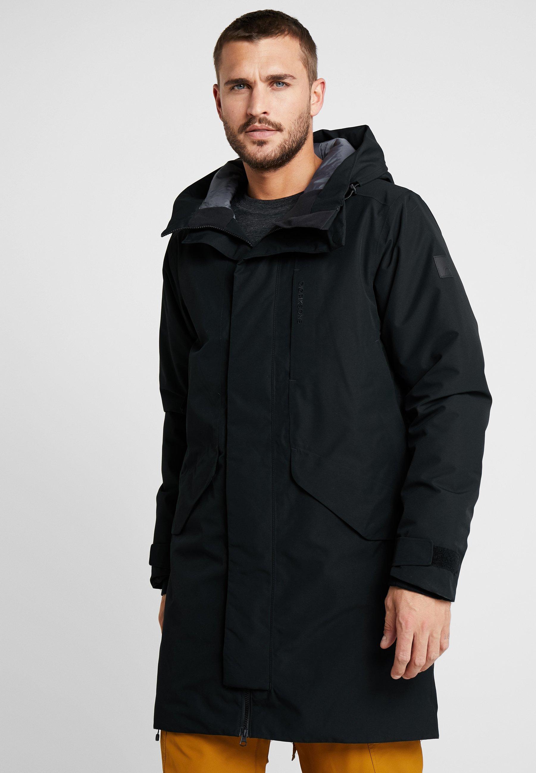 Didriksons Kenny Parka Winterjacke Herren Winter jackets