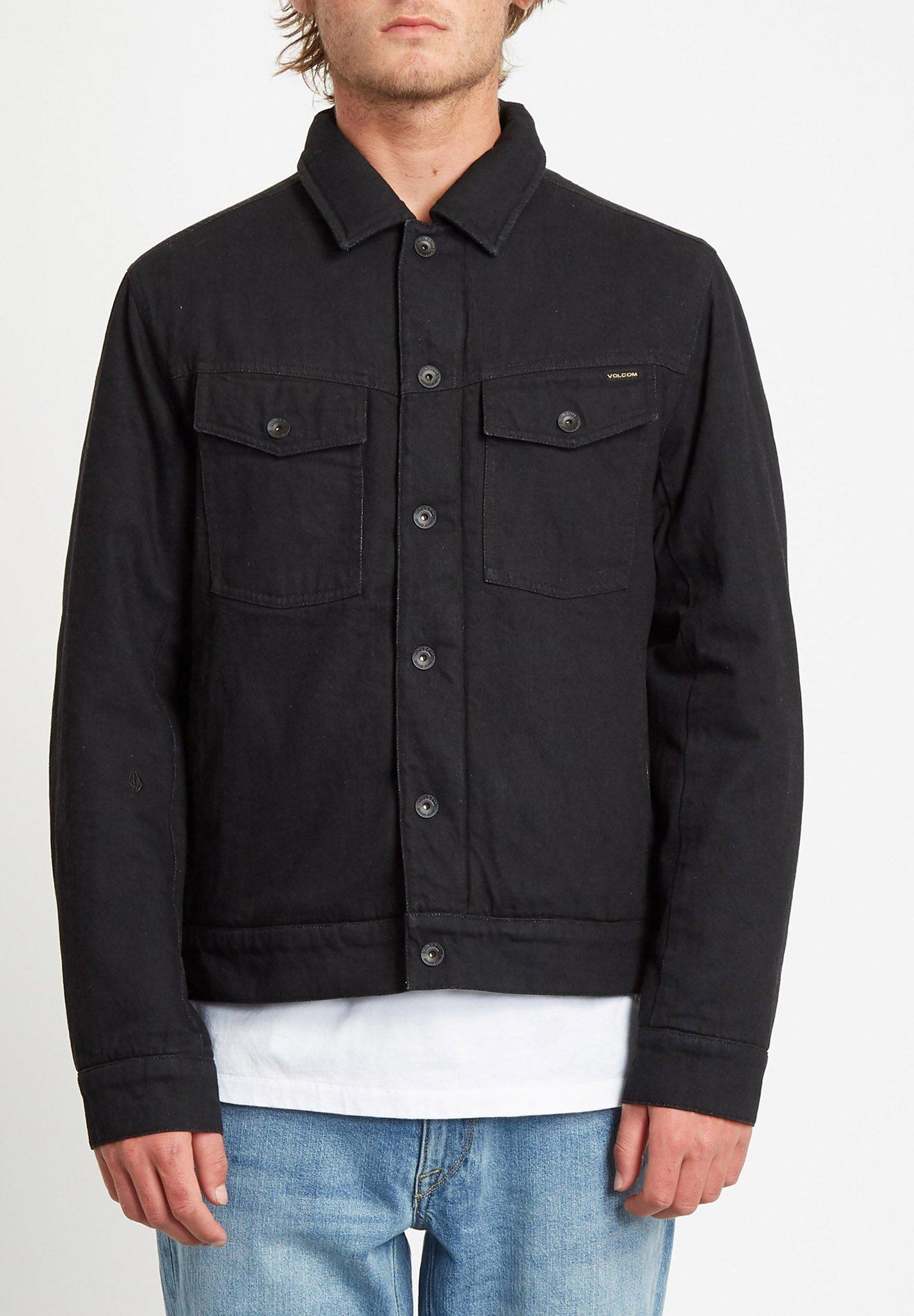 Uomo LYNSTONE JACKET - Giacca di jeans