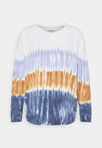 Madewell - DELANCEY TEE IN DIP DYE - Long sleeved top - lighthouse - 0