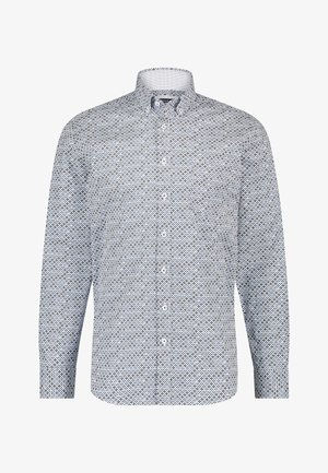 Shirt - cobalt/mango