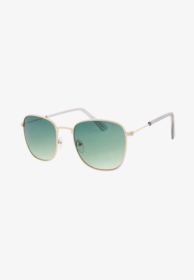 KEN - Sunglasses - gold