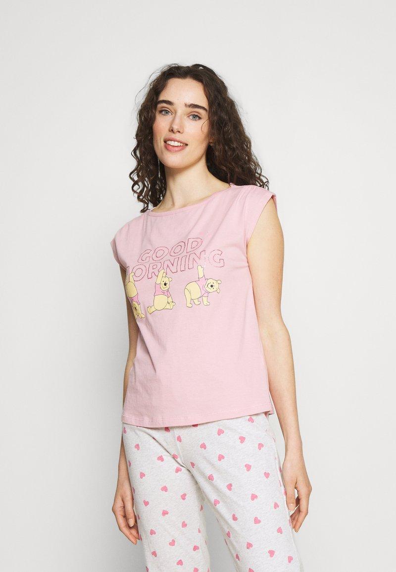 Women Secret - MORNING - Pyjamas - dusty pink