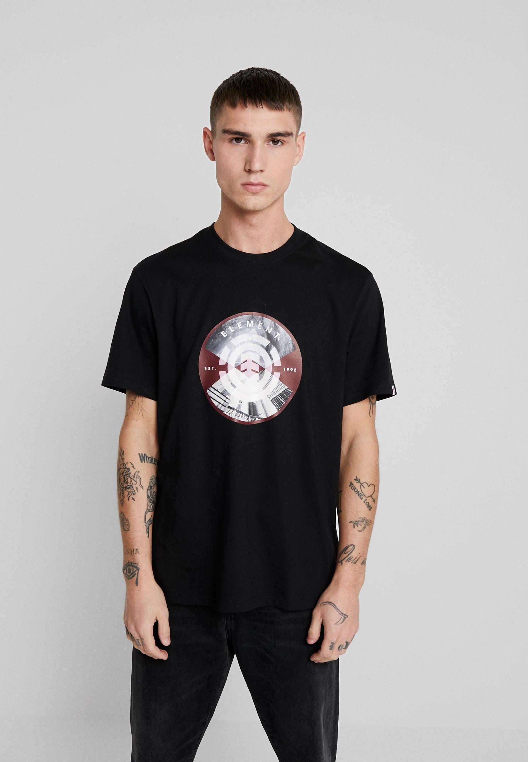 Homme AIKEN - T-shirt imprimé