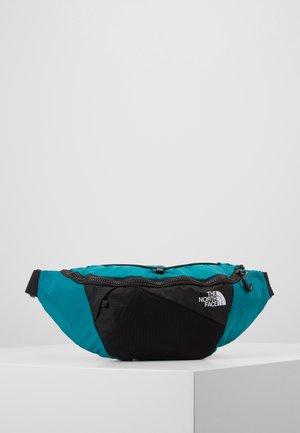 LUMBNICAL S UNISEX - Bum bag - fanfare green/black