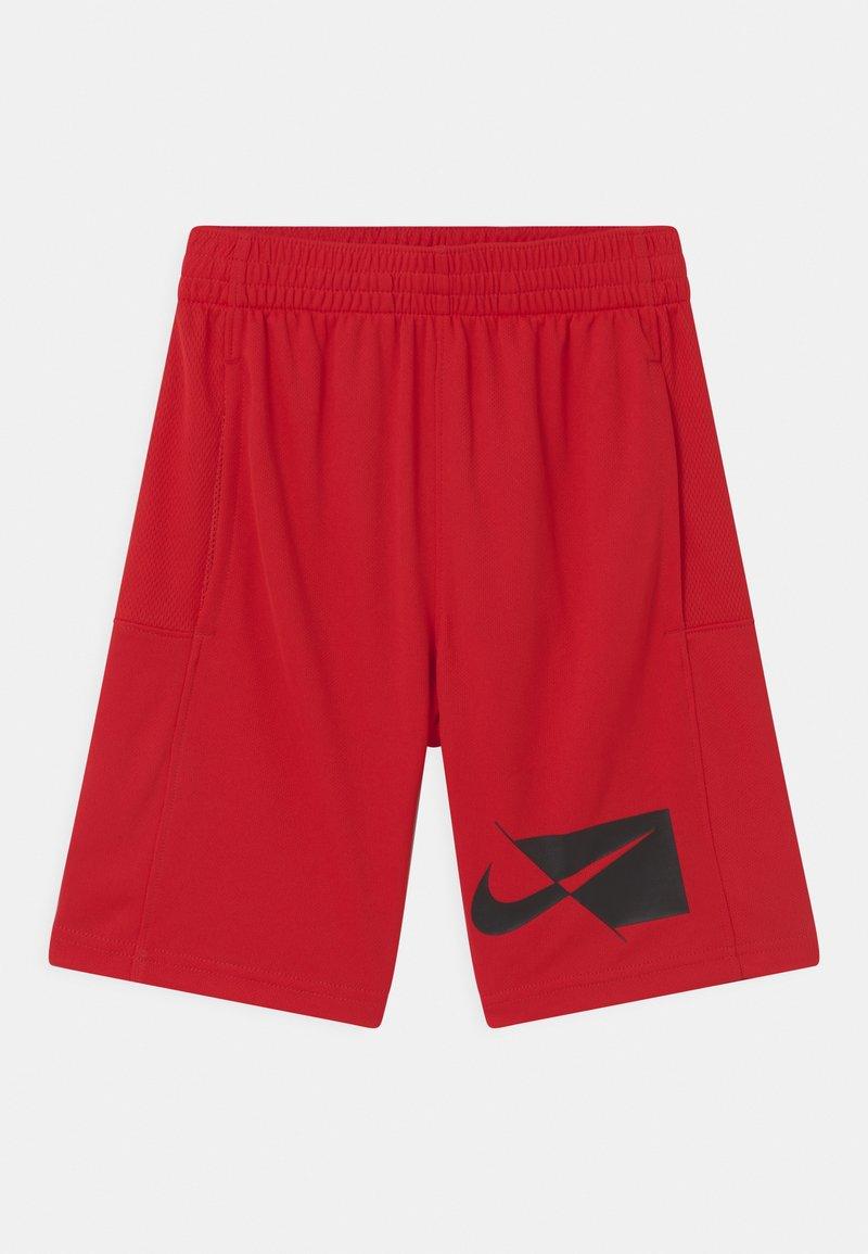 Nike Performance - Urheilushortsit - university red/black