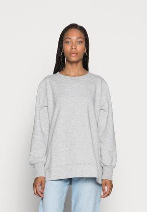 KISIA - Sweatshirt - grey melange