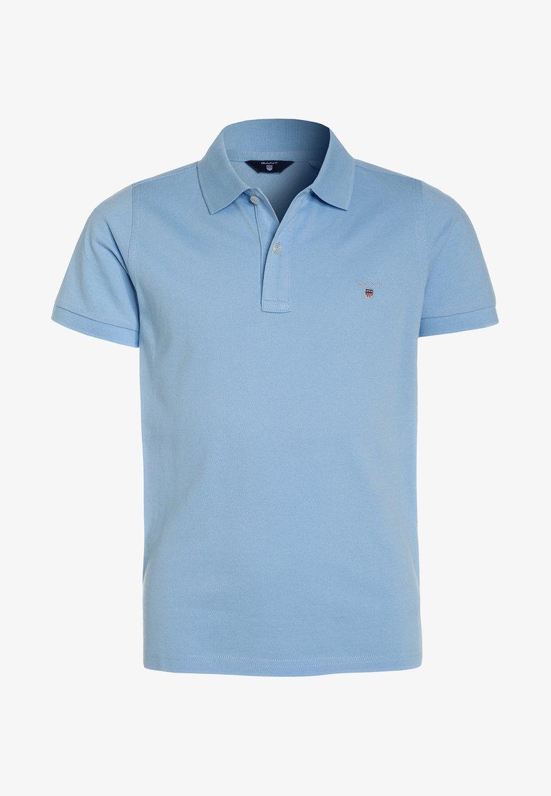 GANT - THE ORIGINAL - Polo shirt - capri blue