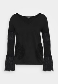 Desigual - AMELIA - Long sleeved top - black - 3