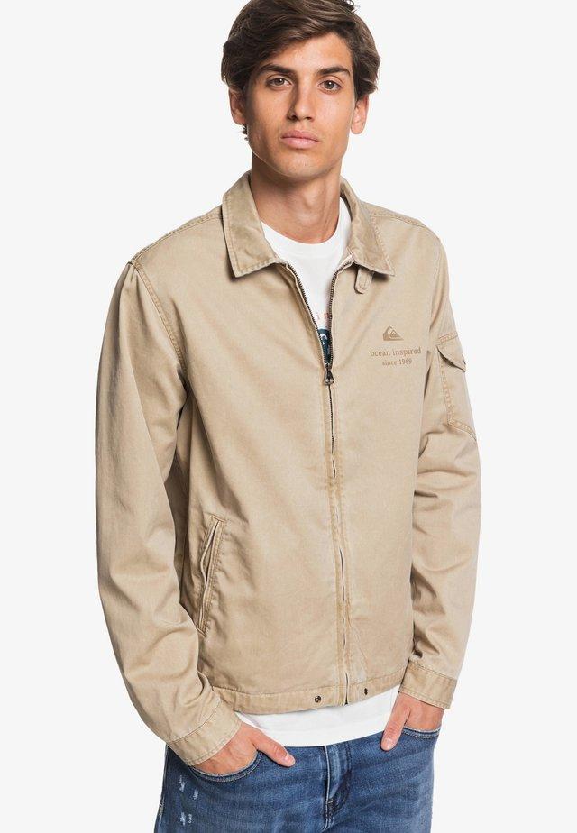 QUIKSILVER KOKOTIA - Denim jacket - plage