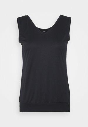 BALLOON - Funkční triko - black