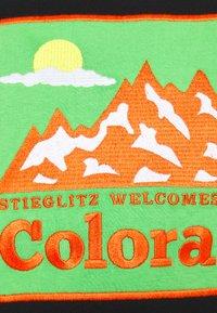 Stieglitz - BOULDER SWEATER - Sweatshirt - black - 2