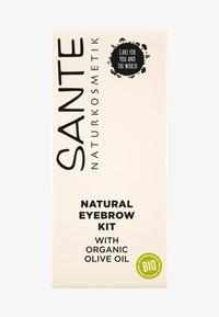 Sante - NATURAL EYEBROW KIT - Makeup set - - - 0