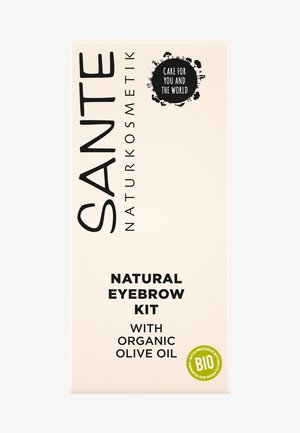 NATURAL EYEBROW KIT - Sminkset - -