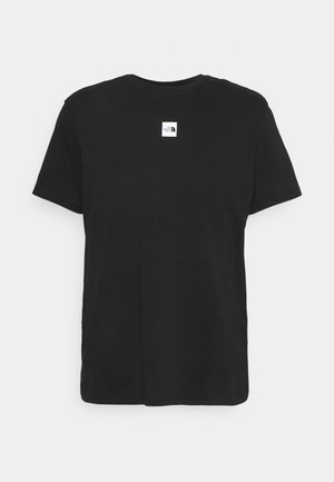 CENTRAL LOGO  - Printtipaita - black