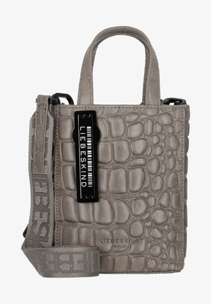Handbag - honey grey