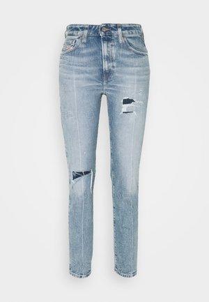 D-JOY - Straight leg jeans - indigo