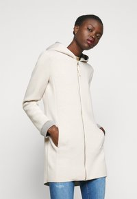 ONLY Tall - ONLLENA BONDED COAT - Manteau court - moonbeam - 3