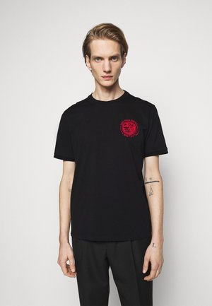 DOI  - Print T-shirt - black
