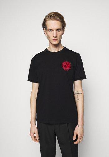 DOI  - Print T-shirt - black