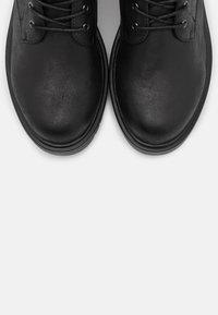 Rieker - Šněrovací kotníkové boty - schwarz - 5