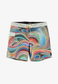 Vans - MN VANS X CHRIS JOHANSON BOARDSHORT - Swimming shorts - johanson swirl - 2