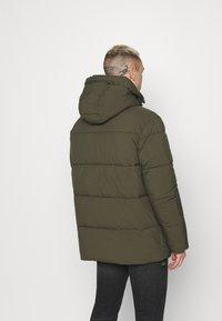 Calvin Klein Jeans - ECO JACKET - Winter jacket - deep depths - 2