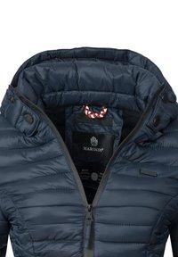 Marikoo - SAMTPFOTE - Light jacket - blue - 4