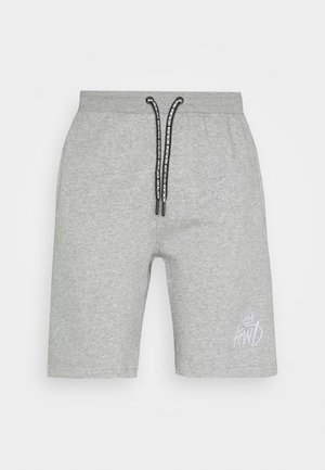 CROSBY  - Teplákové kalhoty - grey marl