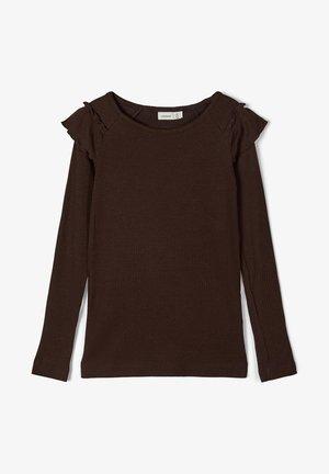 Long sleeved top - mole