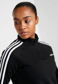adidas Performance - Sweatshirt - black/white - 3