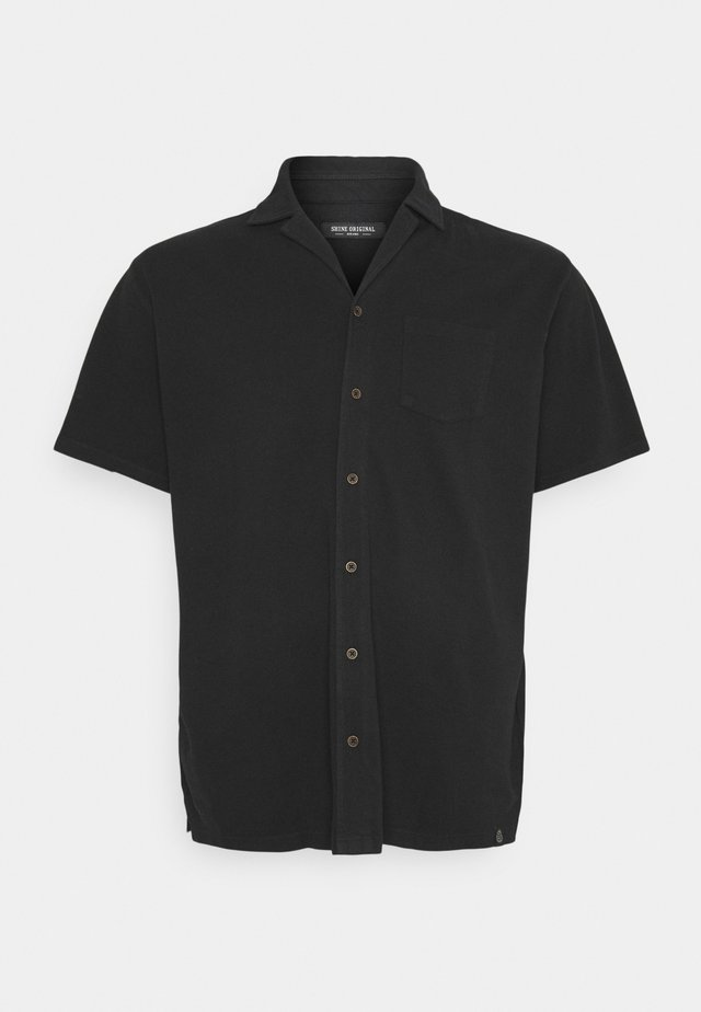 Shirt - dusty black