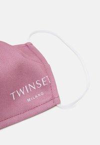 TWINSET - FACE MASK 3 PACK - Maschera in tessuto - pink - 2