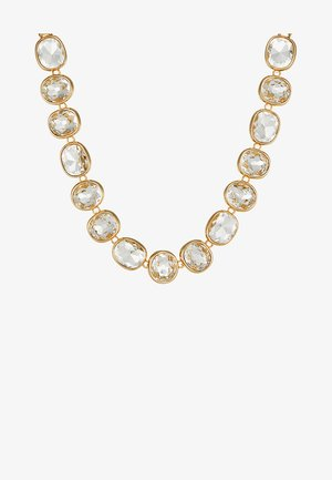 KEY BIG NECK  - Necklace - clear
