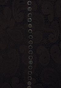 The Kooples - Vestido largo - black - 2