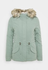 ONLY Petite - ONLNEWLUCCA  - Parka - chinois green - 0